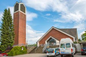 Konfirmation in der Versöhnerkirche @ Versöhnerkirche | Bergneustadt | Nordrhein-Westfalen | Deutschland