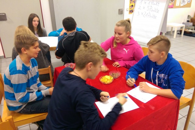 Jugendgruppe One Way @ GemeindeCentrum Hackenberg | Bergneustadt | Nordrhein-Westfalen | Deutschland