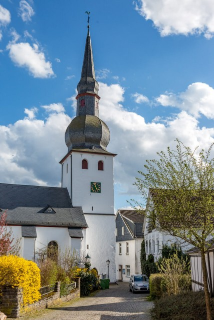 Gottesdienst zur Goldenenkonfirmation in der Altstadtkirche @ Altstadtkirche | Bergneustadt | Nordrhein-Westfalen | Deutschland