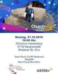 ChurchNight im  GC Hackenberg @ GC Hackenberg | Bergneustadt | Nordrhein-Westfalen | Deutschland