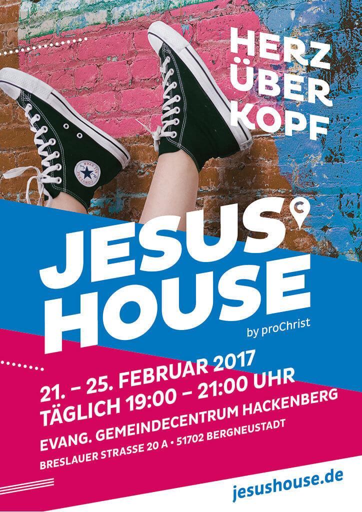 Jesus House :: Herz über Kopf @ GC Hackenberg | Bergneustadt | Nordrhein-Westfalen | Deutschland