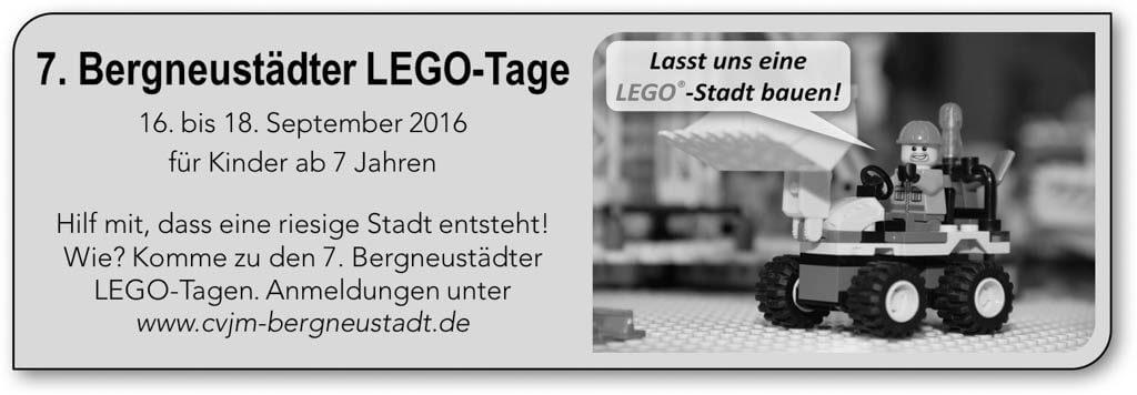 7. Bergneustädter Legotage