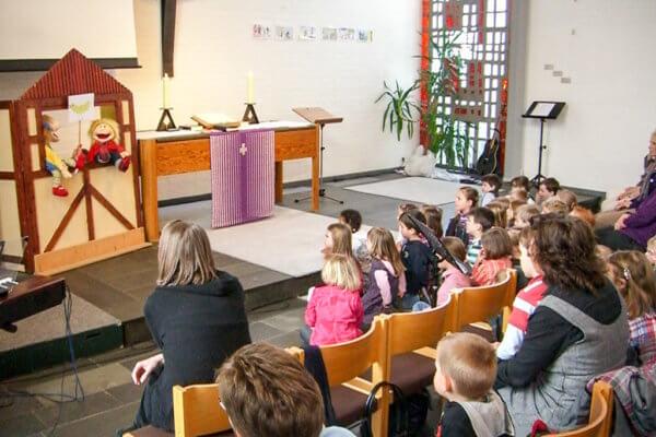 Kindergottesdienst im GCH