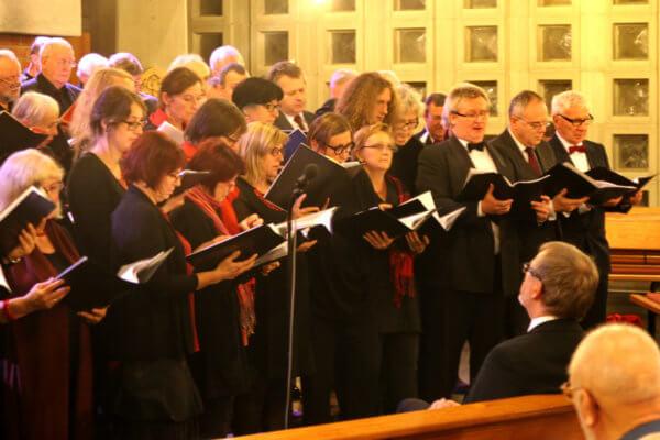 Der Prager Salvator-Chor in Bergneustadt