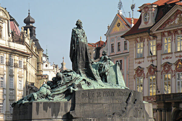 JAN HUS, der tschechische Reformator