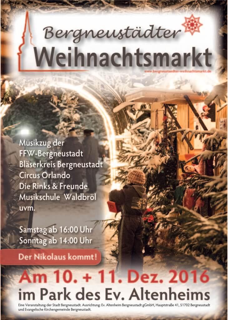 Bergneustädter Weihnachtsmarkt @ Ev. Altenheim Bergneustadt   Bergneustadt   Nordrhein-Westfalen   Deutschland