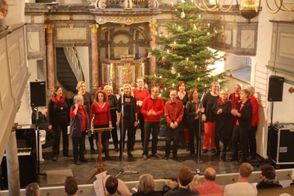 Weihnachten 2016 – Gottesdienste in der Altstadtkirche mit viel Musik