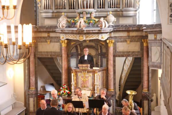 Gottesdienst mit anschließendem Brunch in der Altstadt.