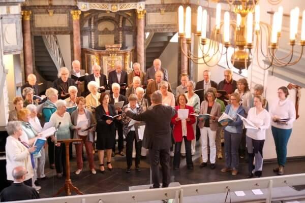 Musikgottesdienst in der Altstadtkirche