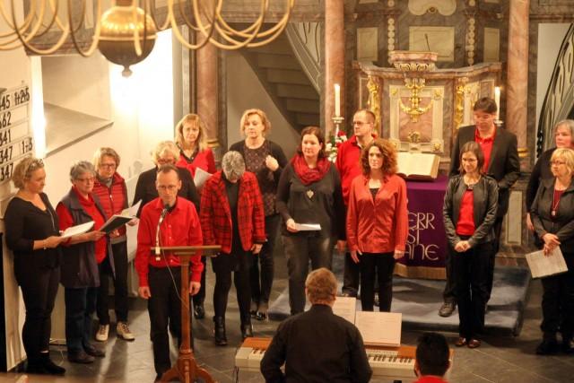 Gospelchor @ Altstadt-Gemeindehaus | Bergneustadt | Nordrhein-Westfalen | Deutschland