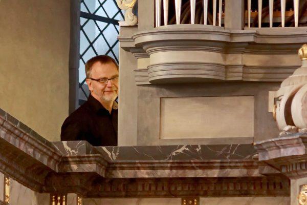 Kirchenmusikdirektor Hans Wülfing verabschiedet