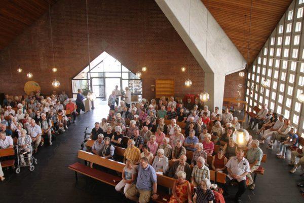 Versöhnerkirche als Gottesdienststätte entwidmet