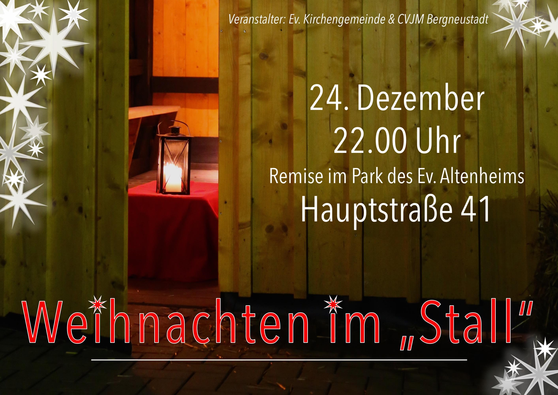 weihnachten im stall evangelische kirchengemeinde. Black Bedroom Furniture Sets. Home Design Ideas