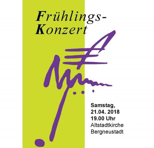 Frühlingskonzert in der Altstadtkirche @ Altstadtkirche | Bergneustadt | Nordrhein-Westfalen | Deutschland