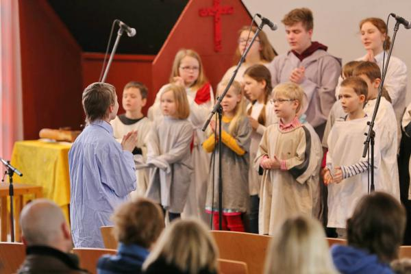 Das Kindermusical Emmaus