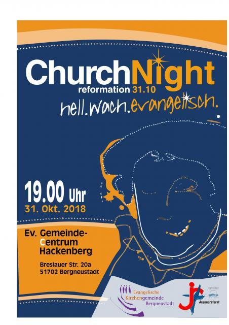 ChurchNight @ GemeindeCentrum Hackenberg