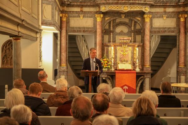 Reformationsgedenken mit Karl Barth