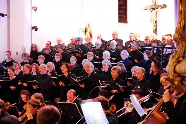 Aufführung von Mozarts Requiem