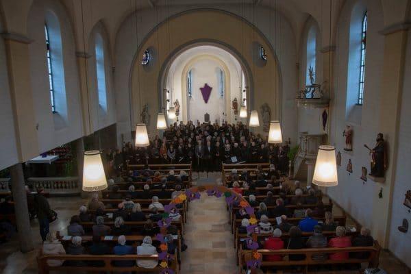 Ökumenischer Evensong am 12. April in der Katholischen Kirche St. Stephanus
